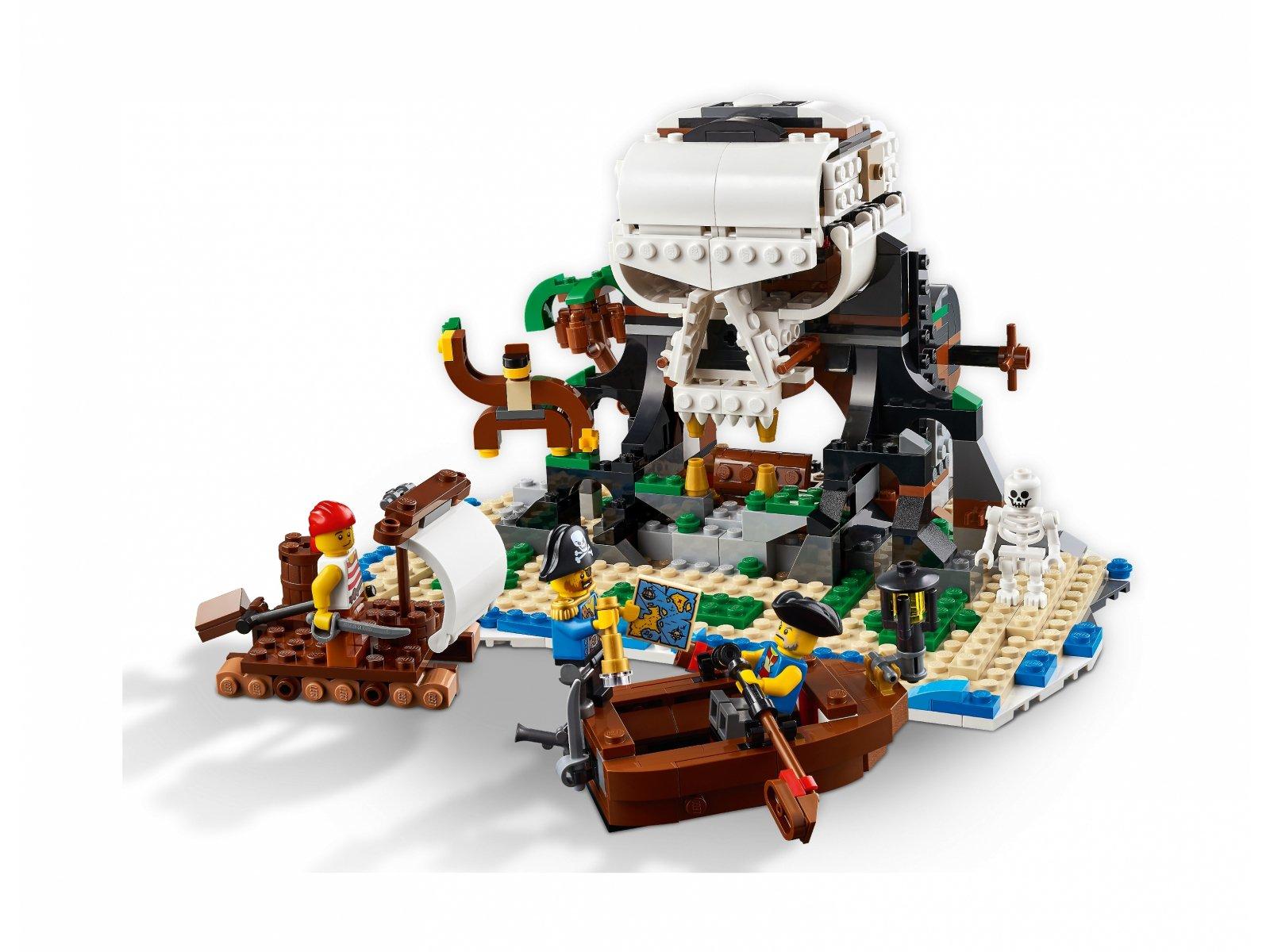 LEGO 31109 Statek piracki