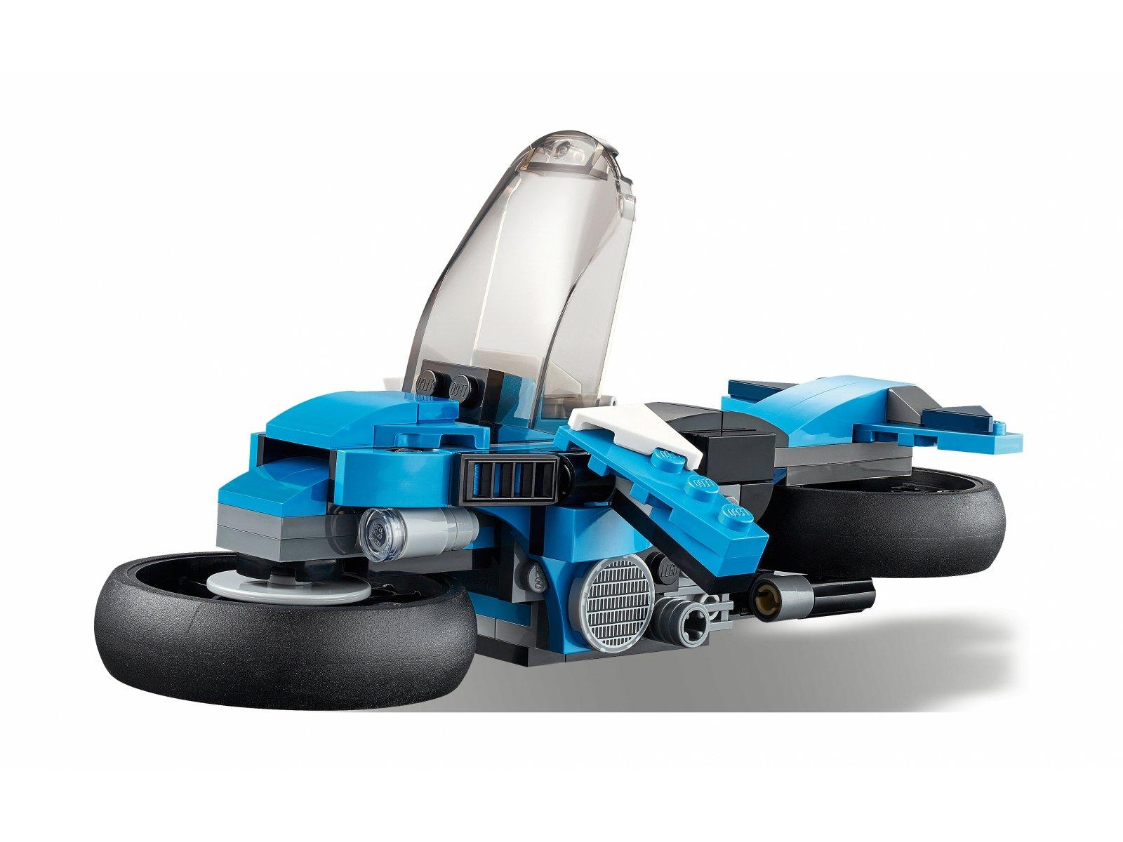 LEGO 31114 Creator 3 w 1 Supermotocykl