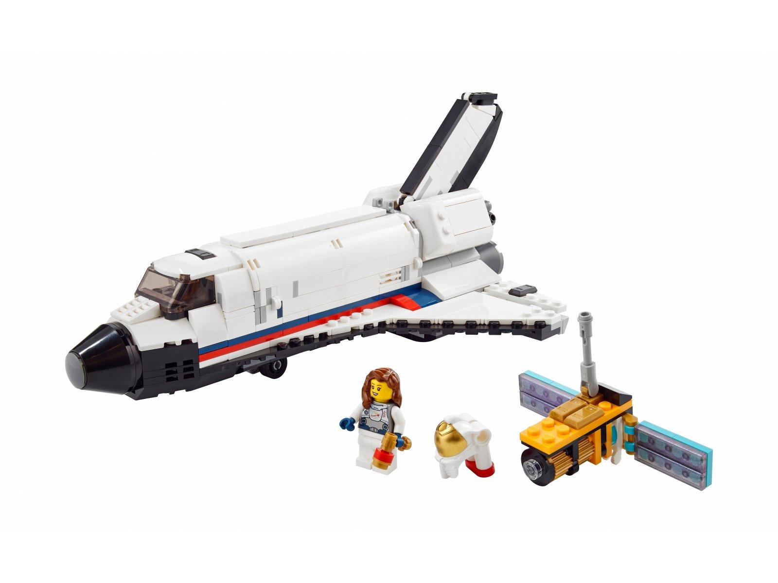 LEGO 31117 Przygoda w promie kosmicznym