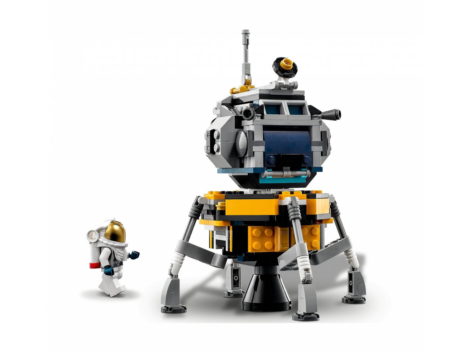 LEGO 31117 Creator 3 w 1 Przygoda w promie kosmicznym