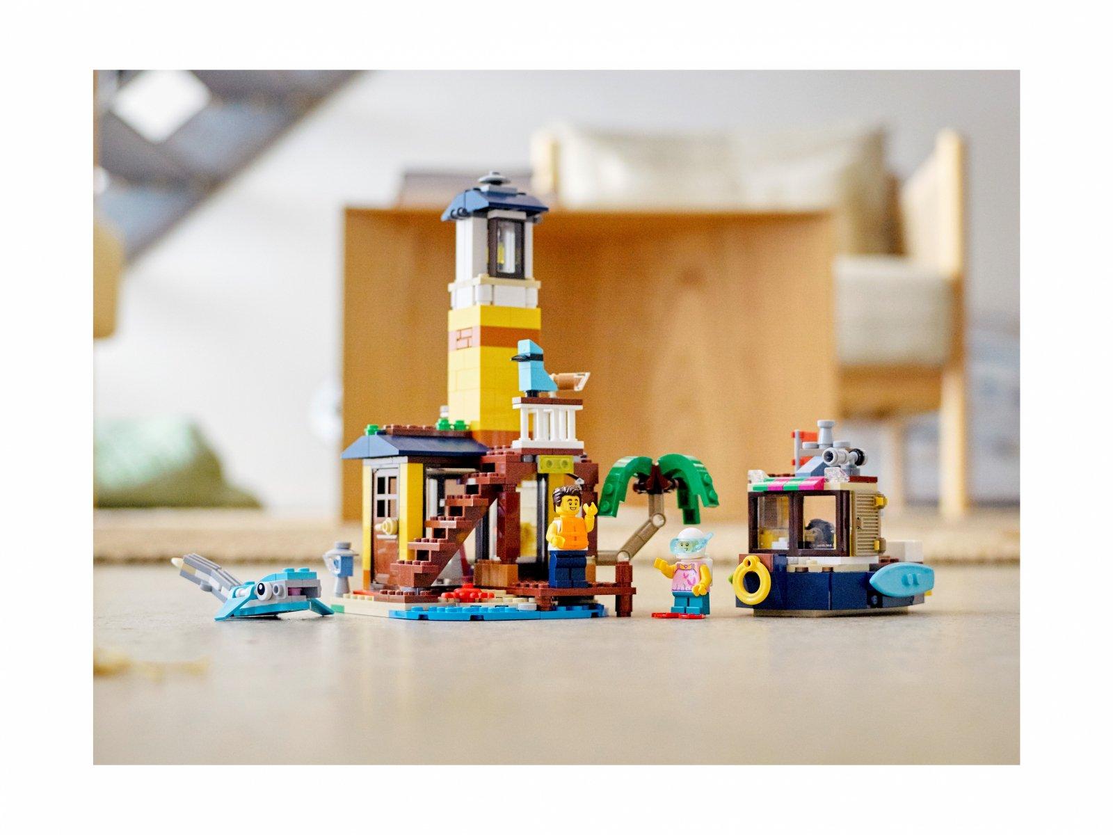 LEGO 31118 Creator 3 w 1 Domek surferów na plaży