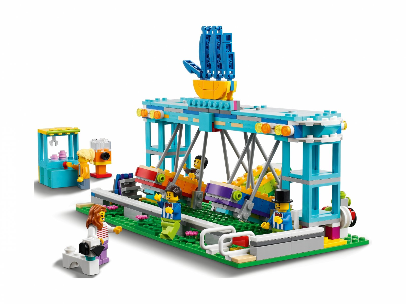 LEGO 31119 Diabelski młyn