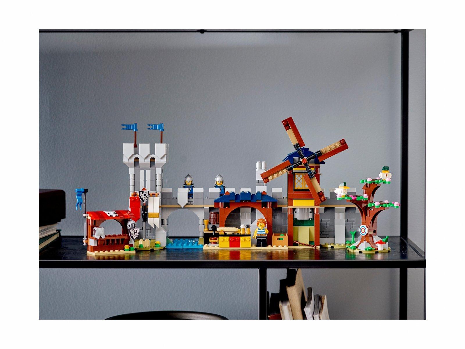 LEGO Creator 3 w 1 31120 Średniowieczny zamek