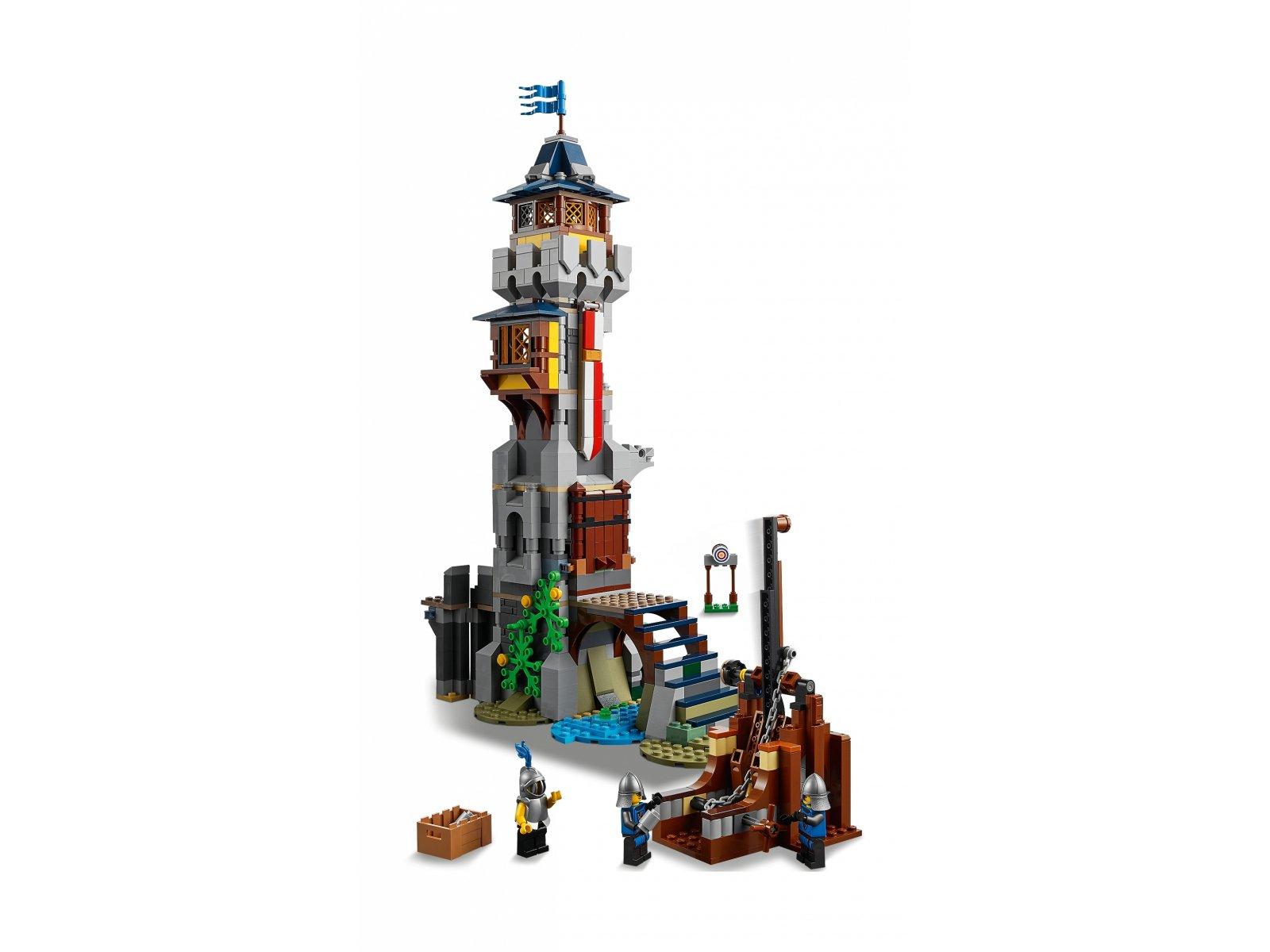 LEGO Creator 3 w 1 Średniowieczny zamek 31120