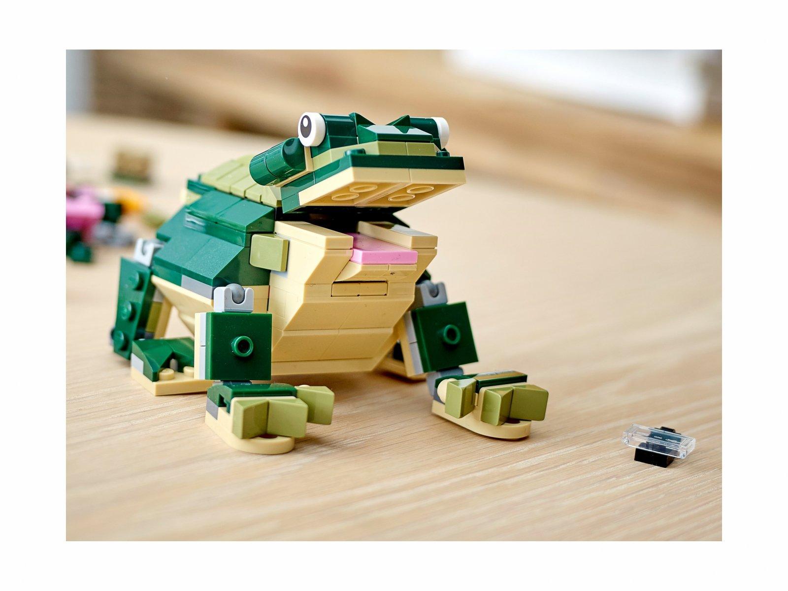 LEGO Creator 3 w 1 31121 Krokodyl