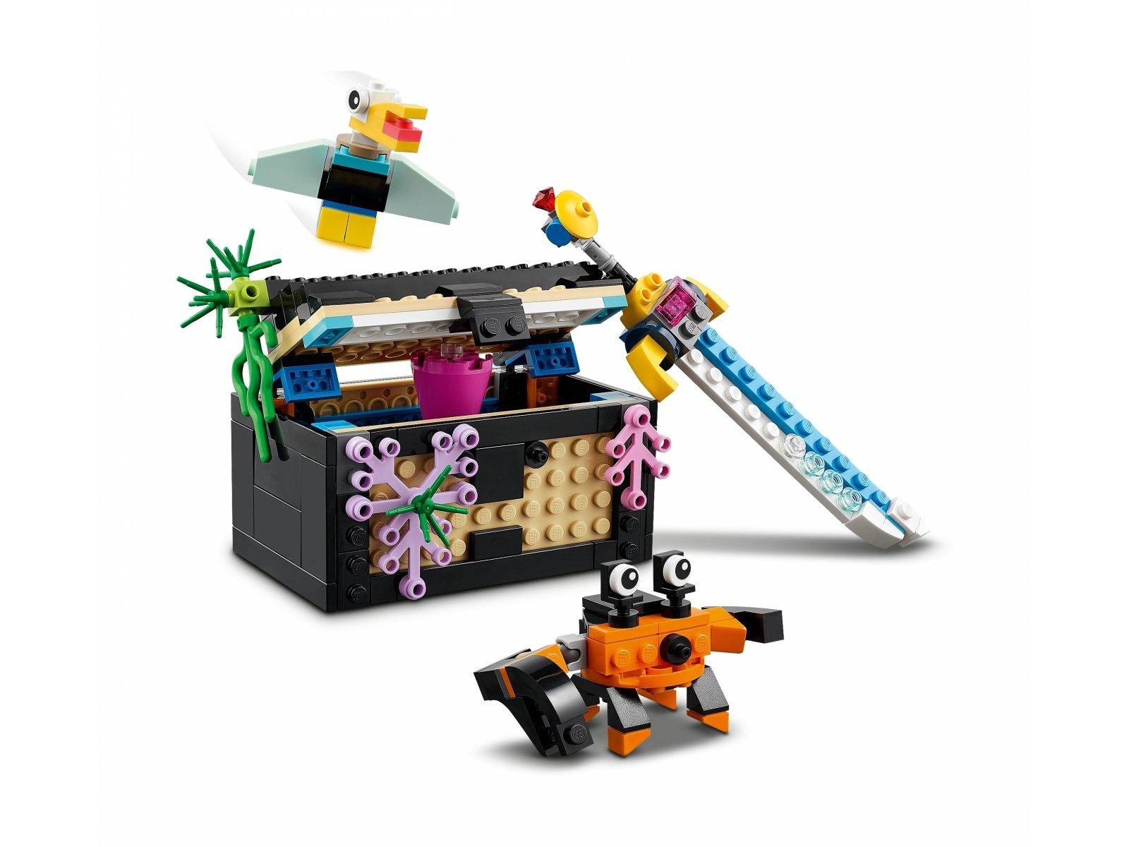 LEGO 31122 Akwarium