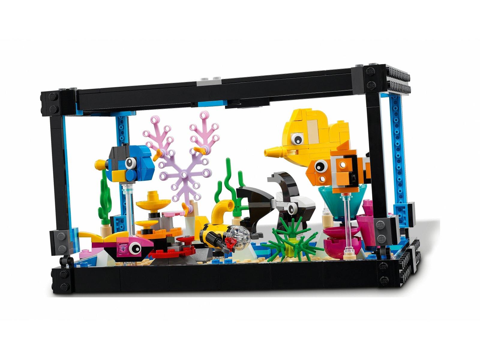 LEGO 31122 Creator 3 w 1 Akwarium