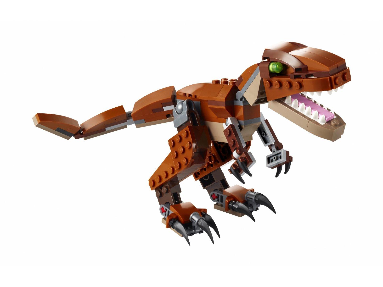 LEGO Creator 3 w 1 77940 Potężne dinozaury