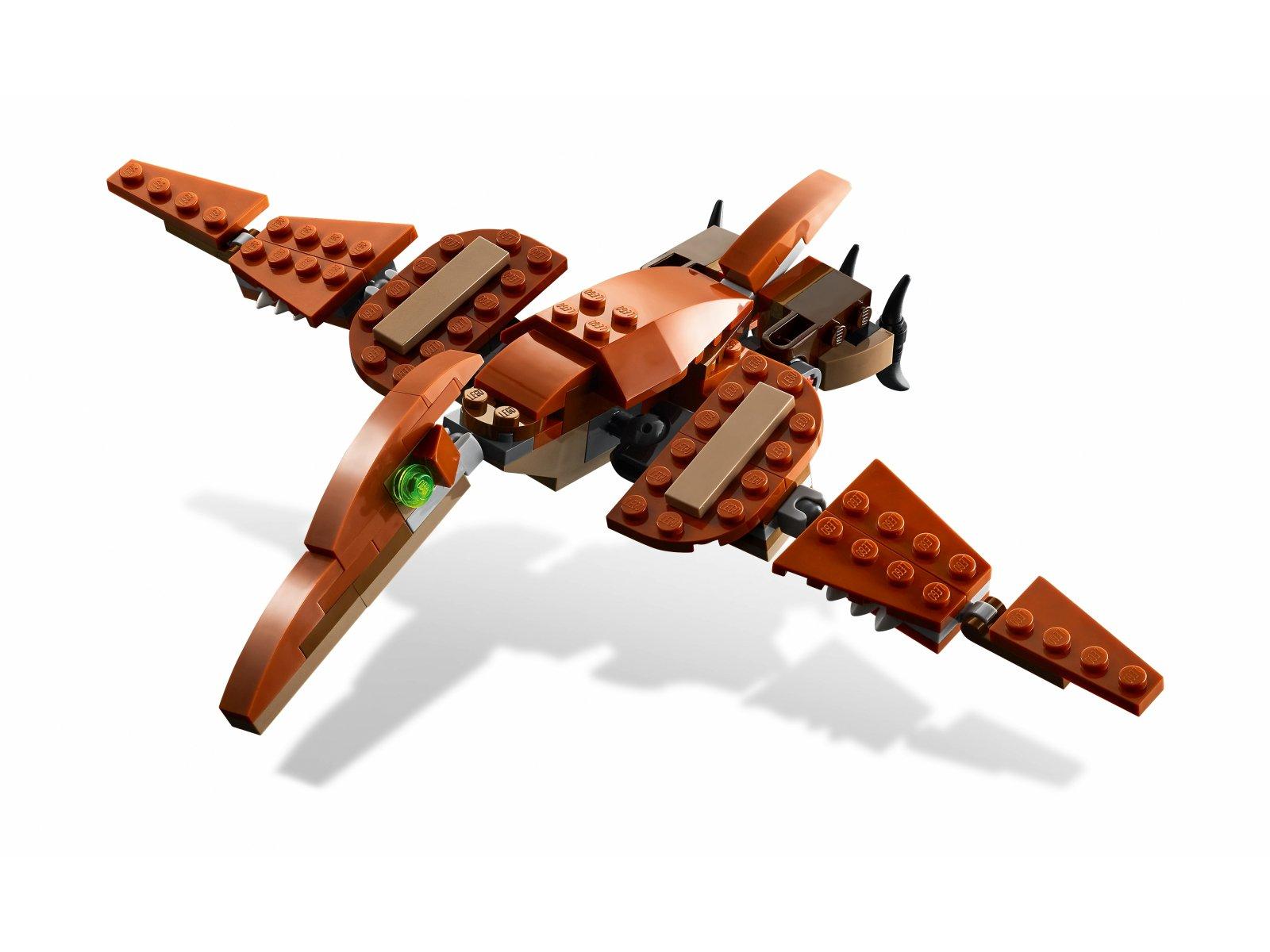 LEGO Creator 3 w 1 Potężne dinozaury 77940