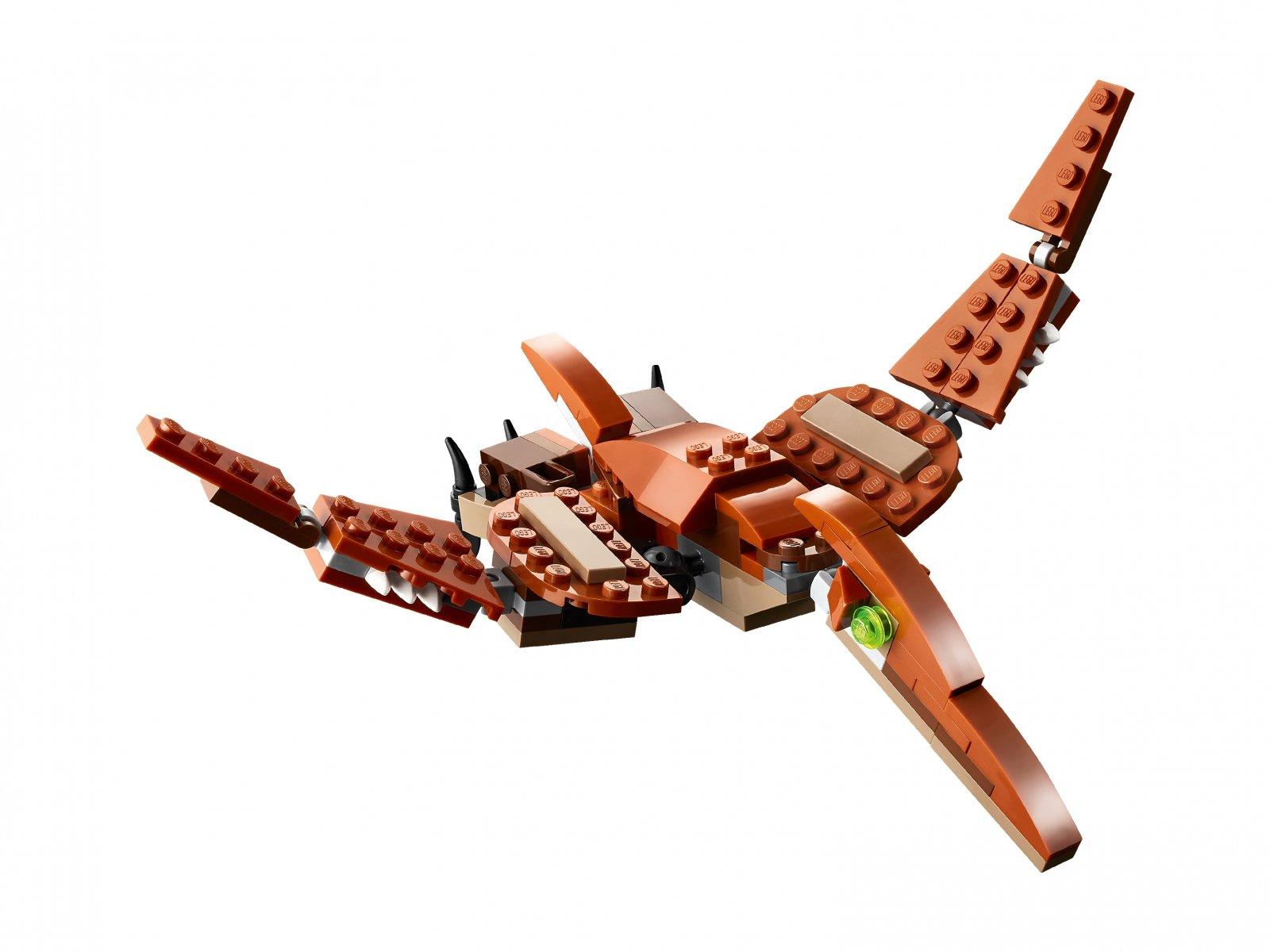 LEGO 77940 Potężne dinozaury