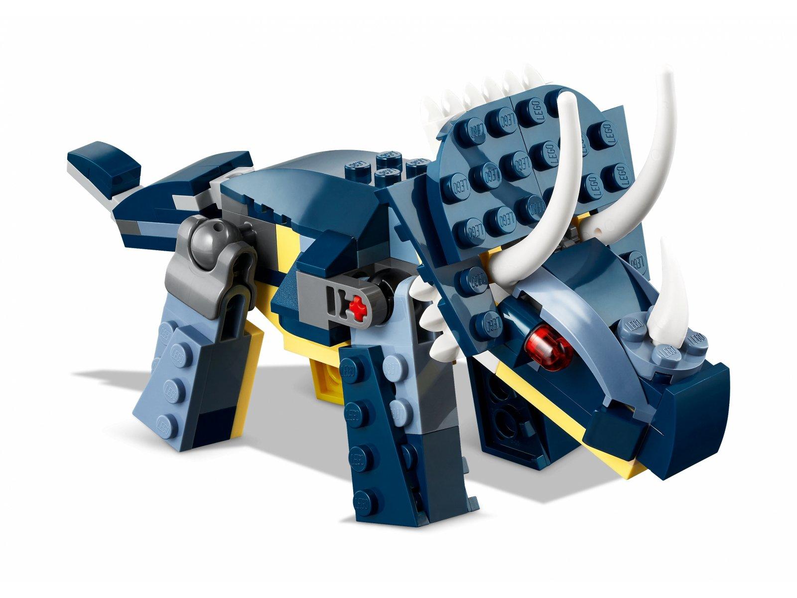 LEGO Creator 3 w 1 Potężne dinozaury 77941