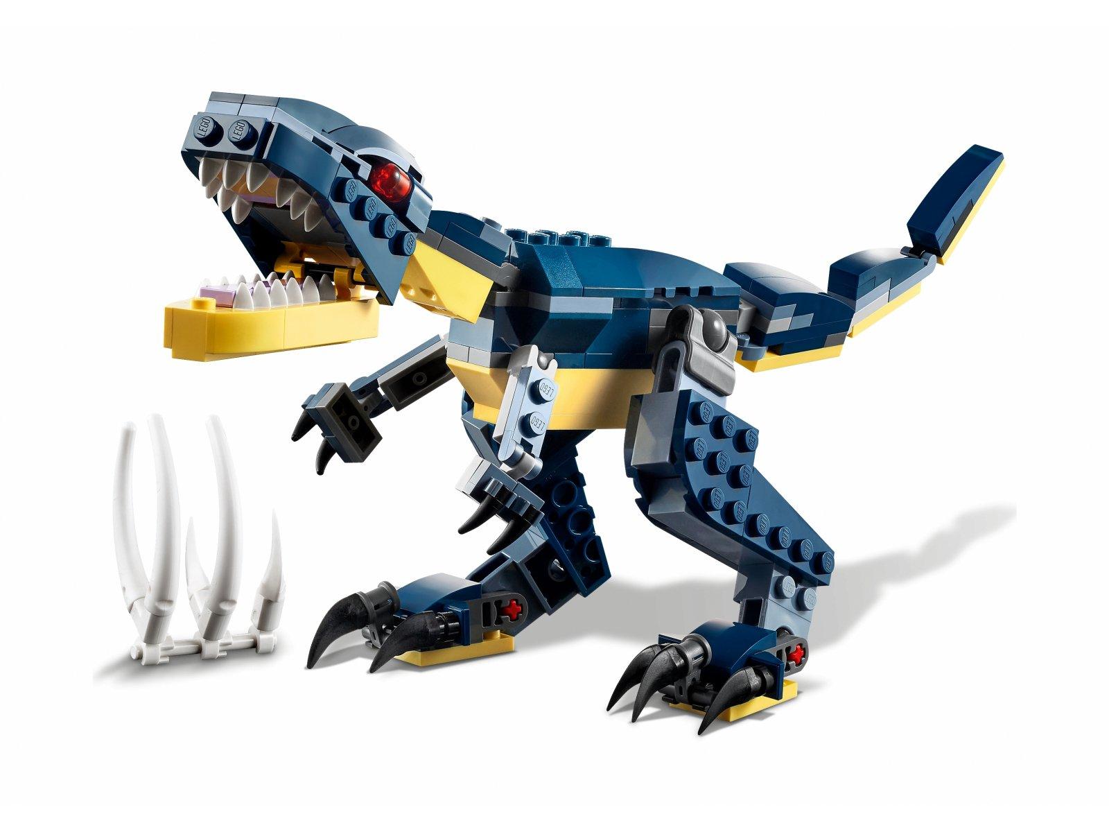 LEGO 77941 Creator 3 w 1 Potężne dinozaury