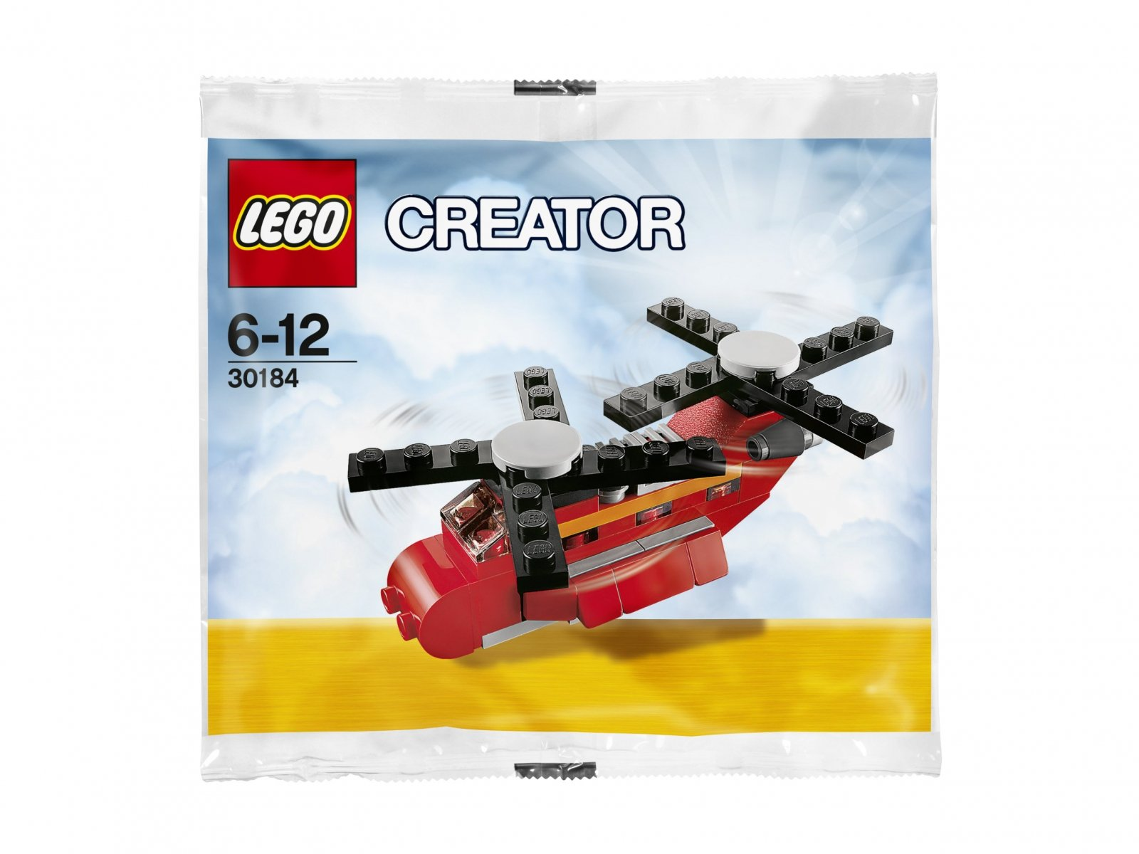 LEGO 30184 Little Helicopter
