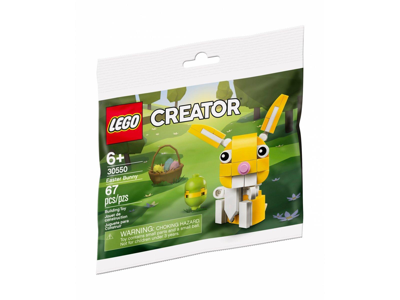 LEGO Creator 30550 Zajączek wielkanocny