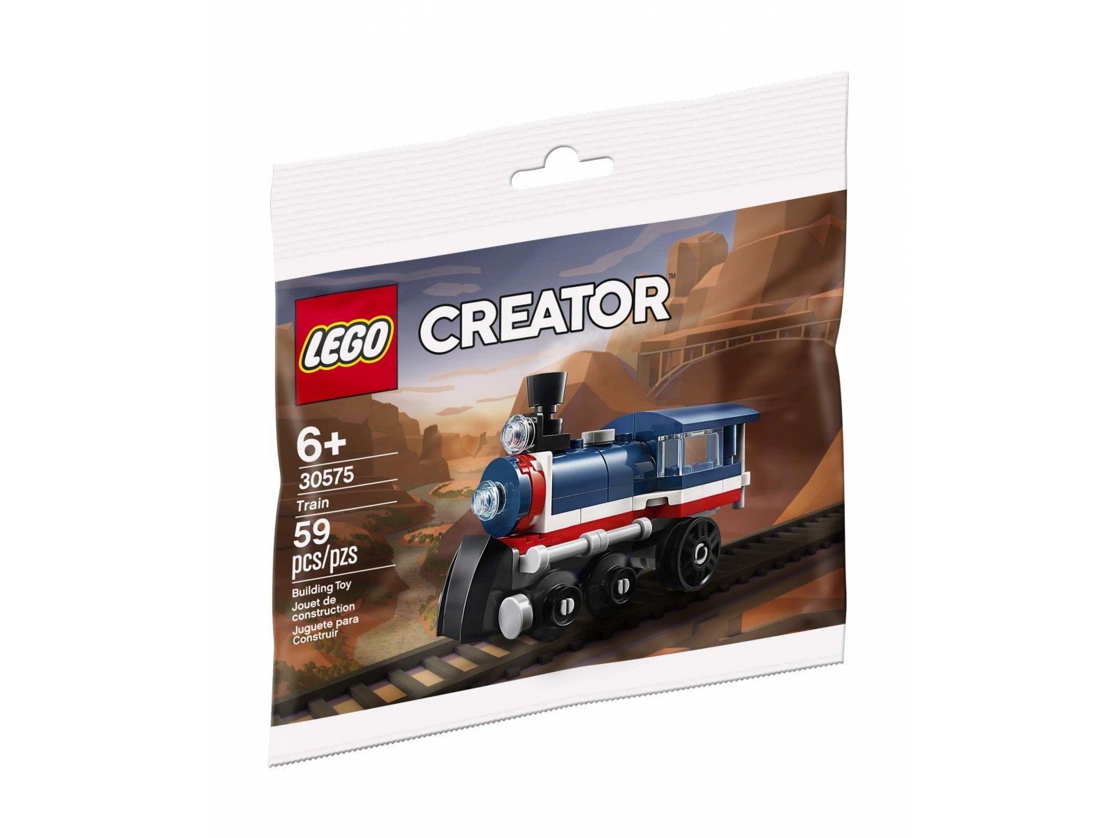 LEGO 30575 Creator Pociąg