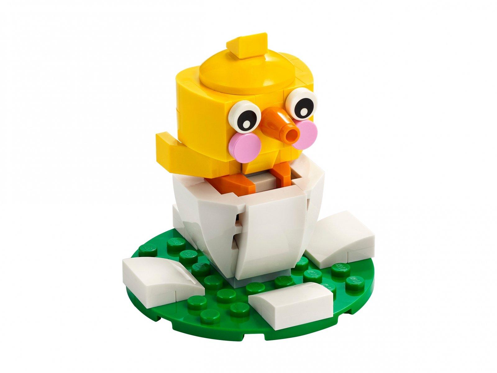 LEGO Creator Wielkanocny kurczak w jajku 30579