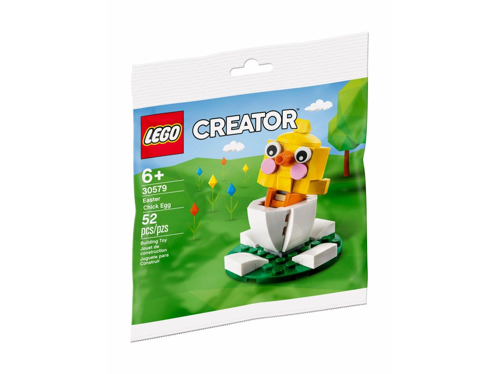 LEGO Creator 30579 Wielkanocny kurczak w jajku