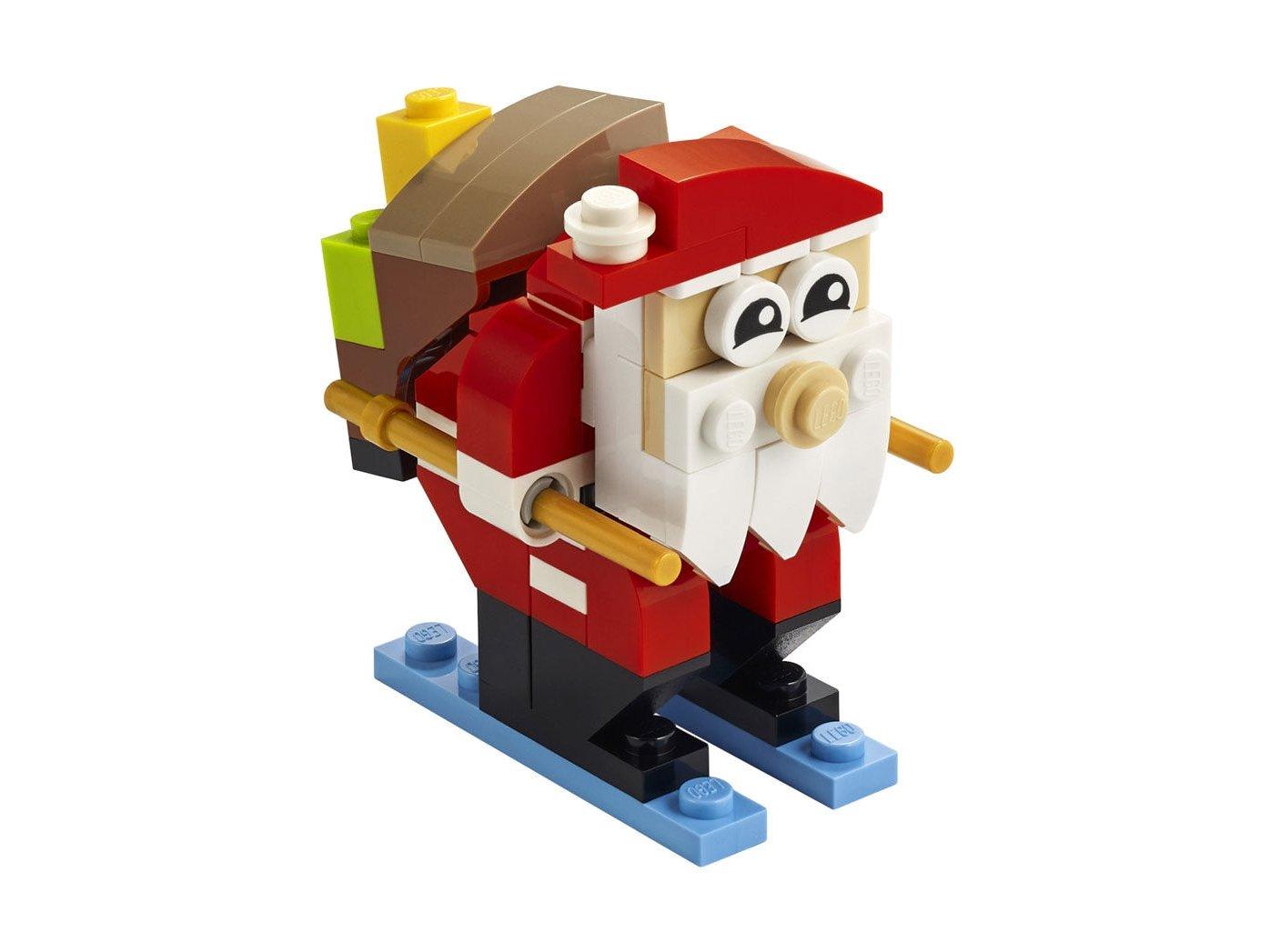 LEGO Creator 30580 Święty Mikołaj