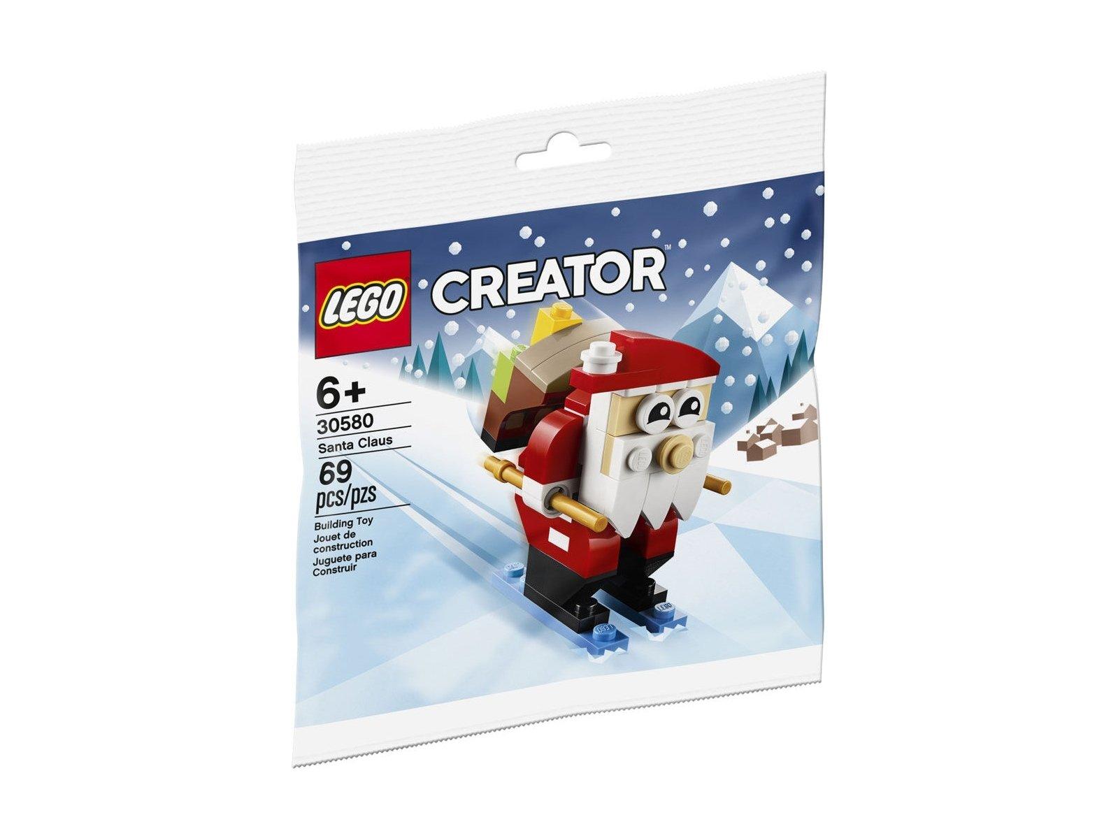 LEGO 30580 Creator Święty Mikołaj