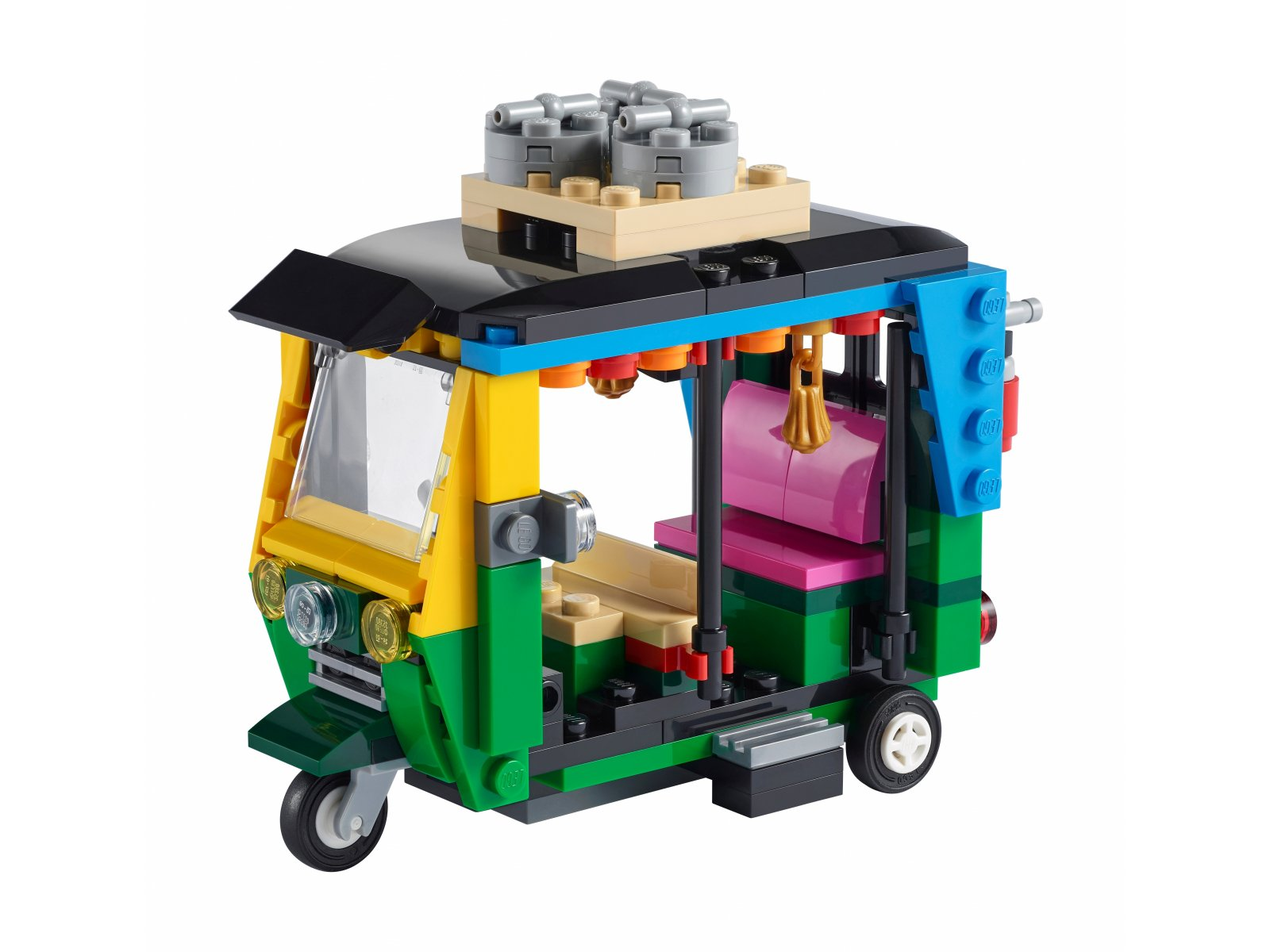 LEGO Creator 40469 Autoriksza