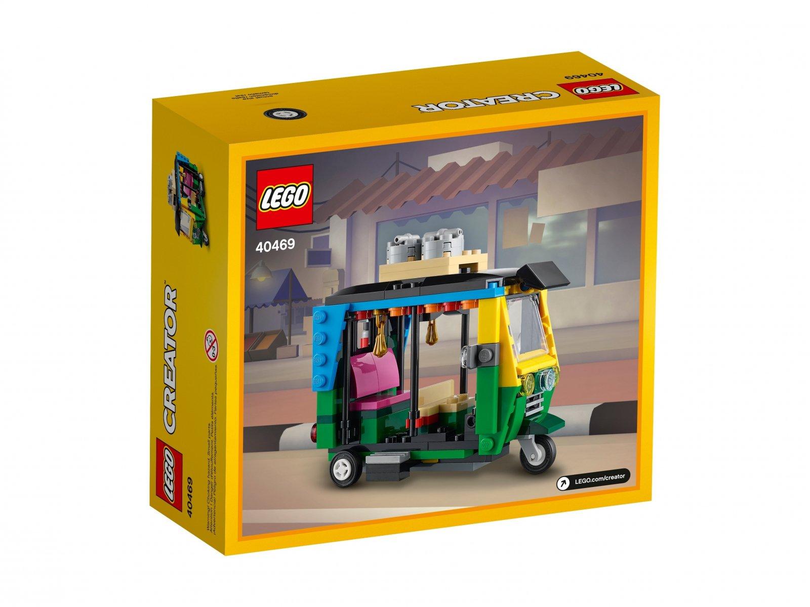 LEGO 40469 Creator Autoriksza