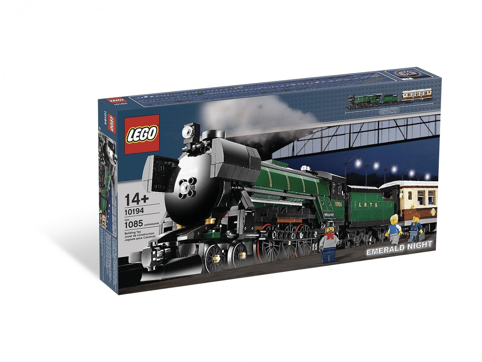 LEGO Creator Expert 10194 Emerald Night
