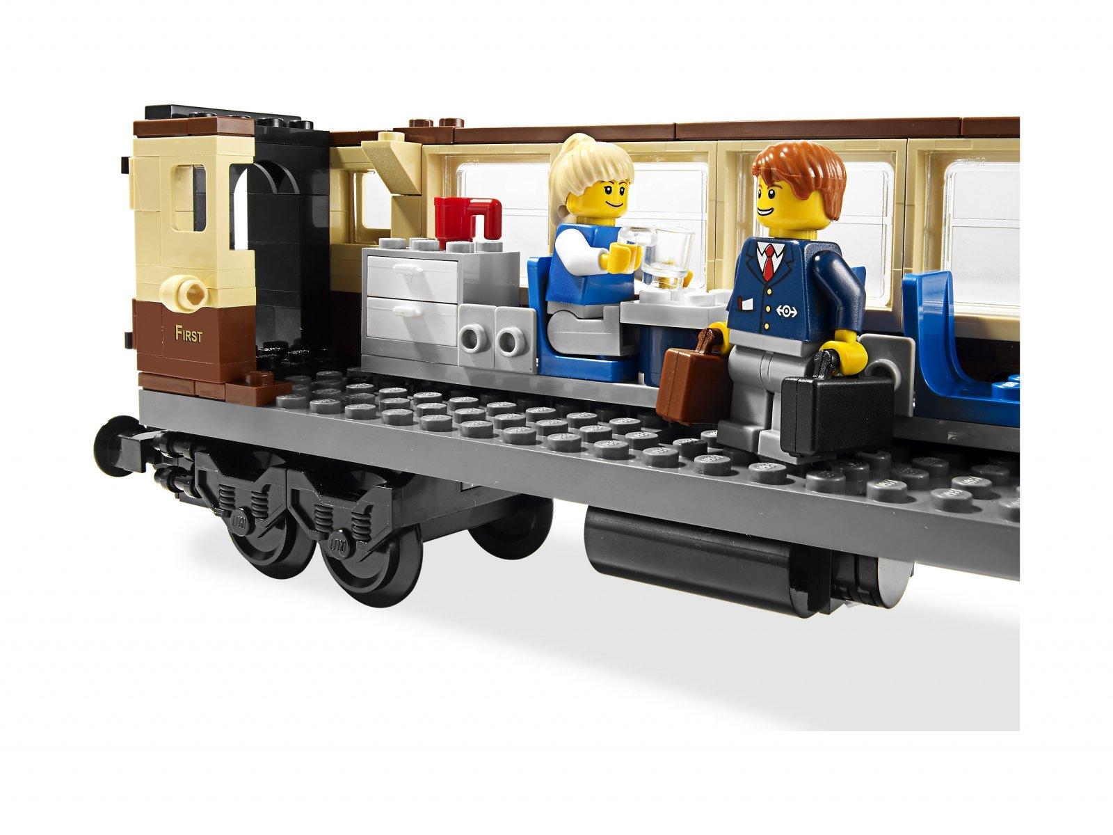 LEGO 10194 Emerald Night