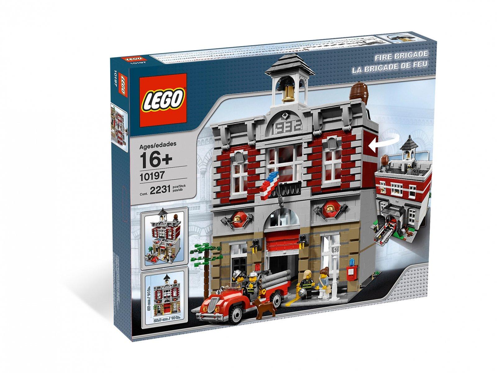 LEGO Creator Expert Remiza 10197
