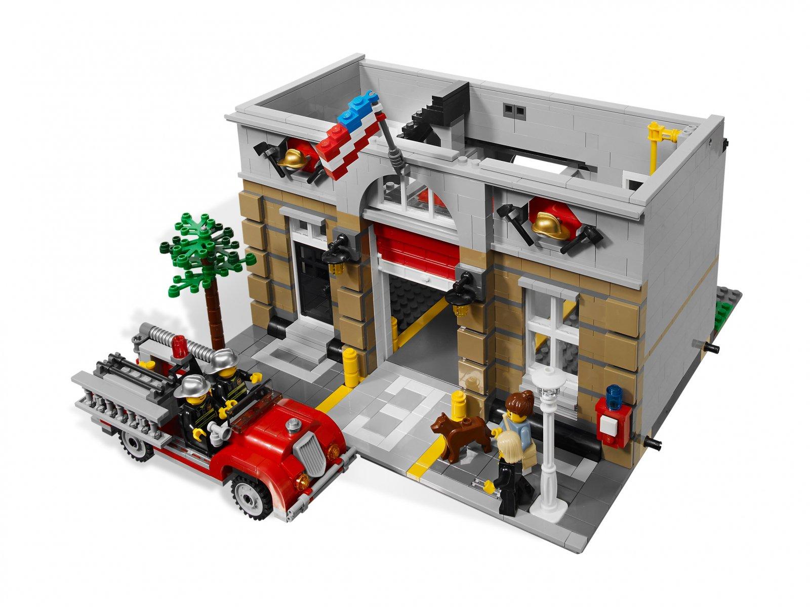 LEGO 10197 Remiza