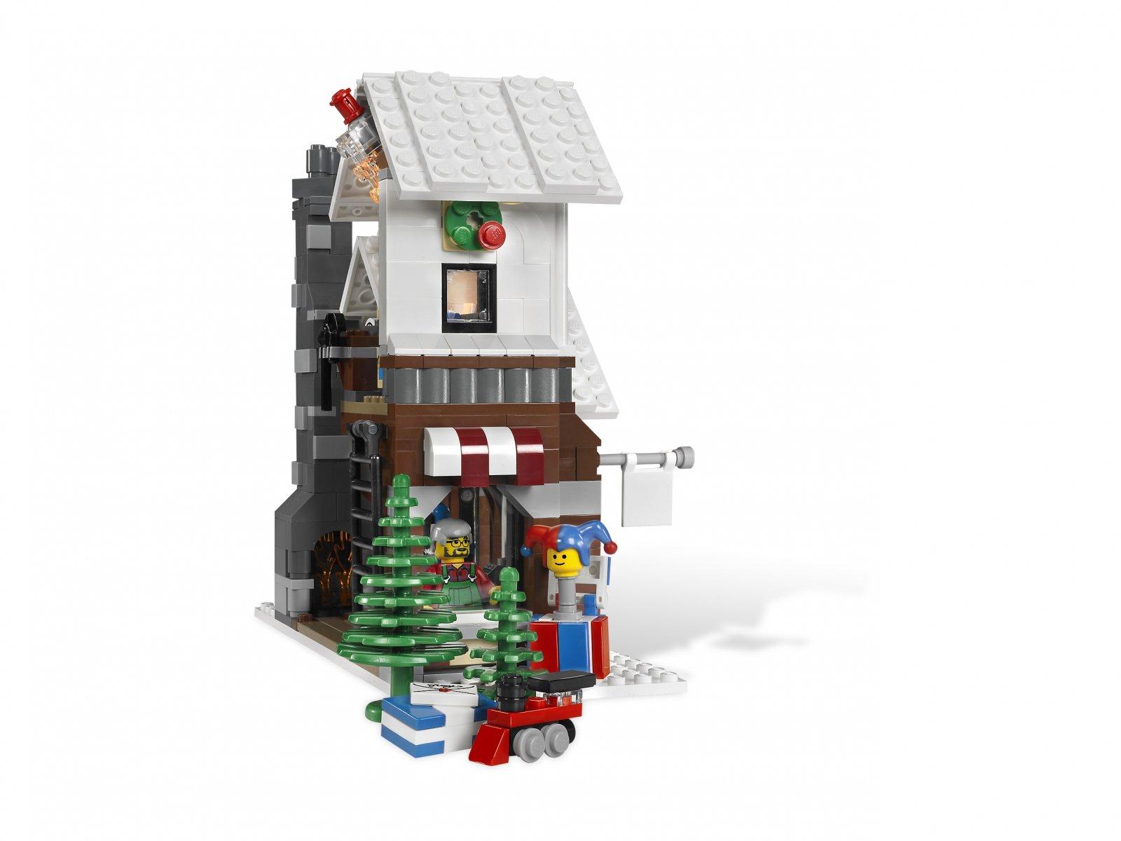 LEGO 10199 Creator Expert Zimowy sklep z zabawkami