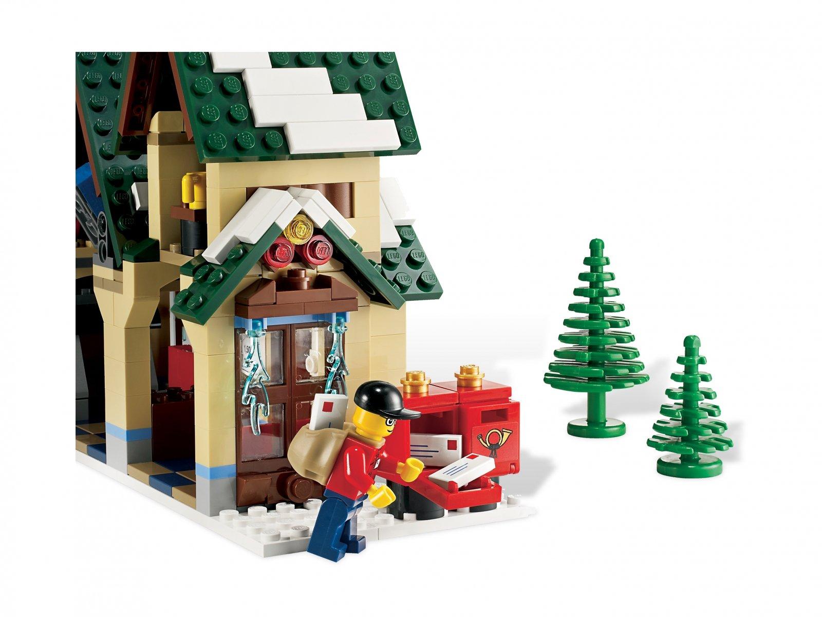 LEGO Creator Expert Poczta w zimowej wiosce 10222