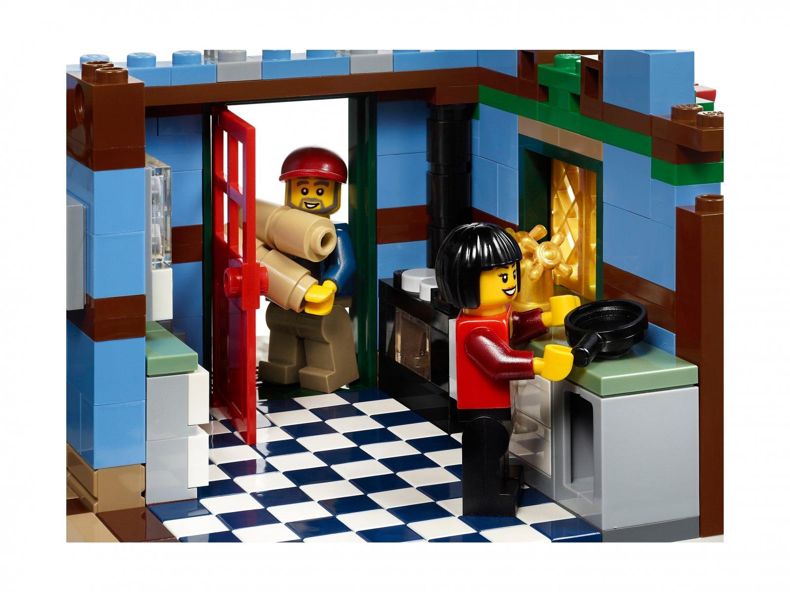 LEGO Creator Expert Zimowa chata 10229