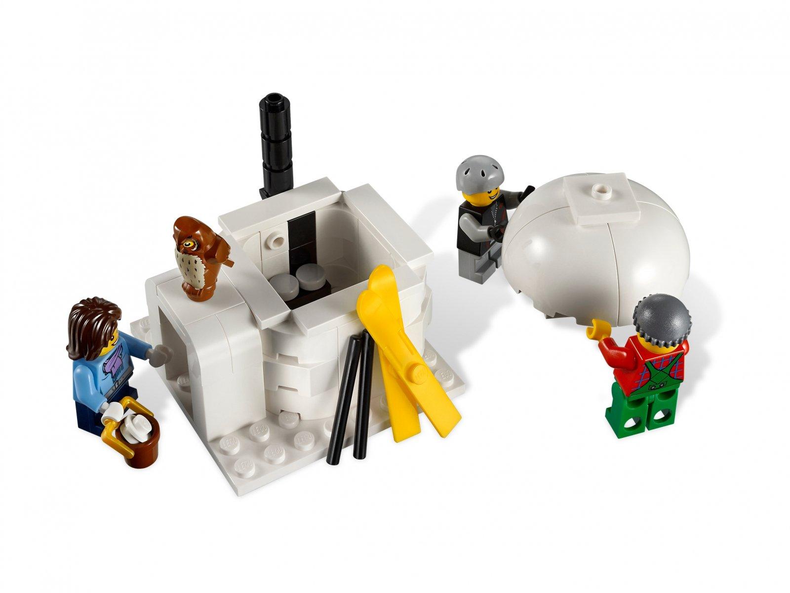 LEGO 10229 Zimowa chata