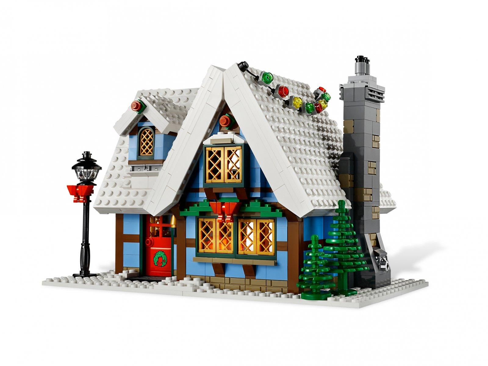 LEGO Creator Expert 10229 Zimowa chata