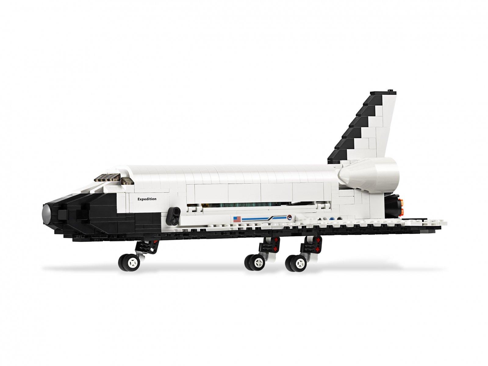 LEGO 10231 Ekspedycja kosmiczna