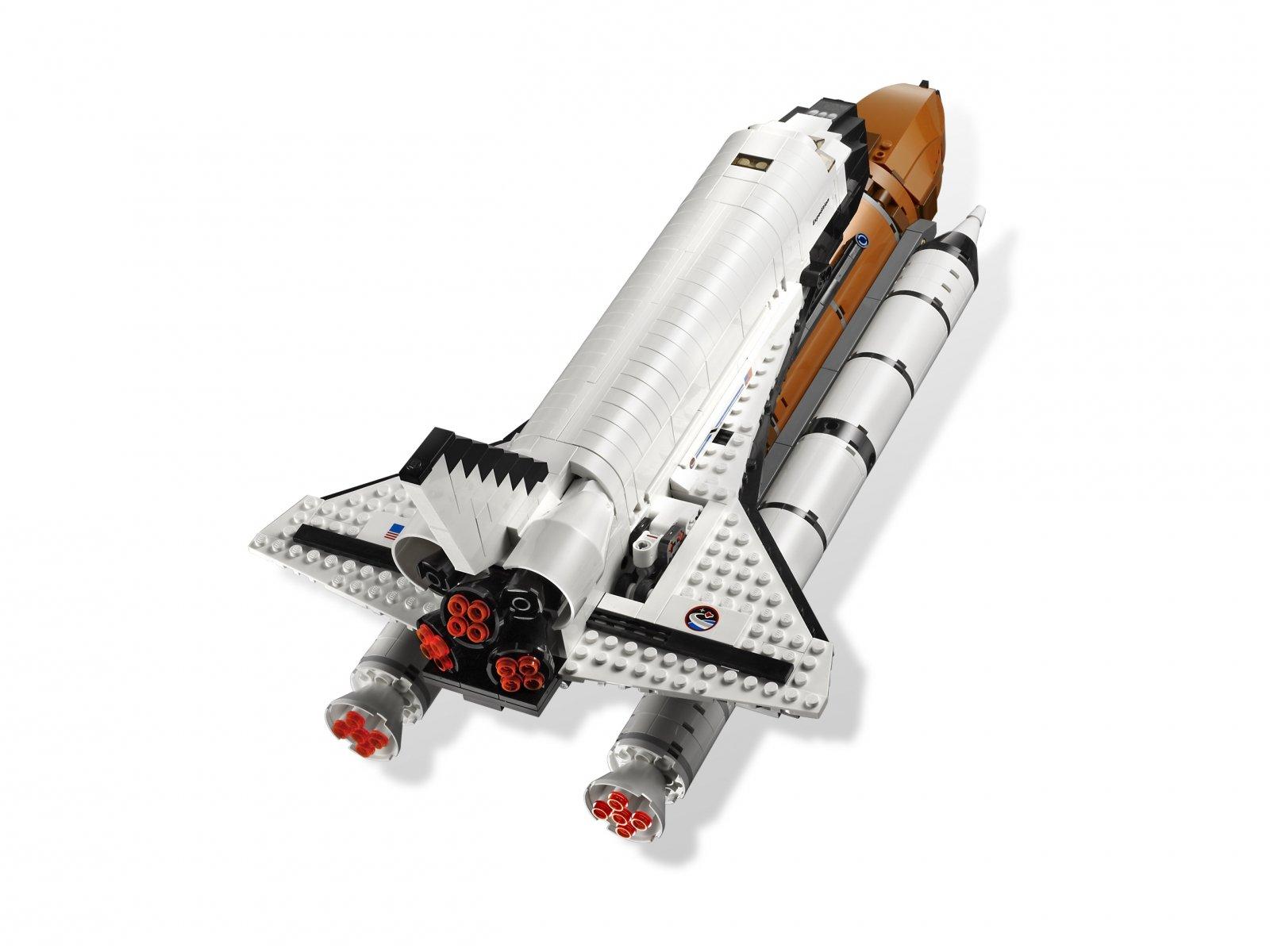 LEGO 10231 Creator Expert Ekspedycja kosmiczna