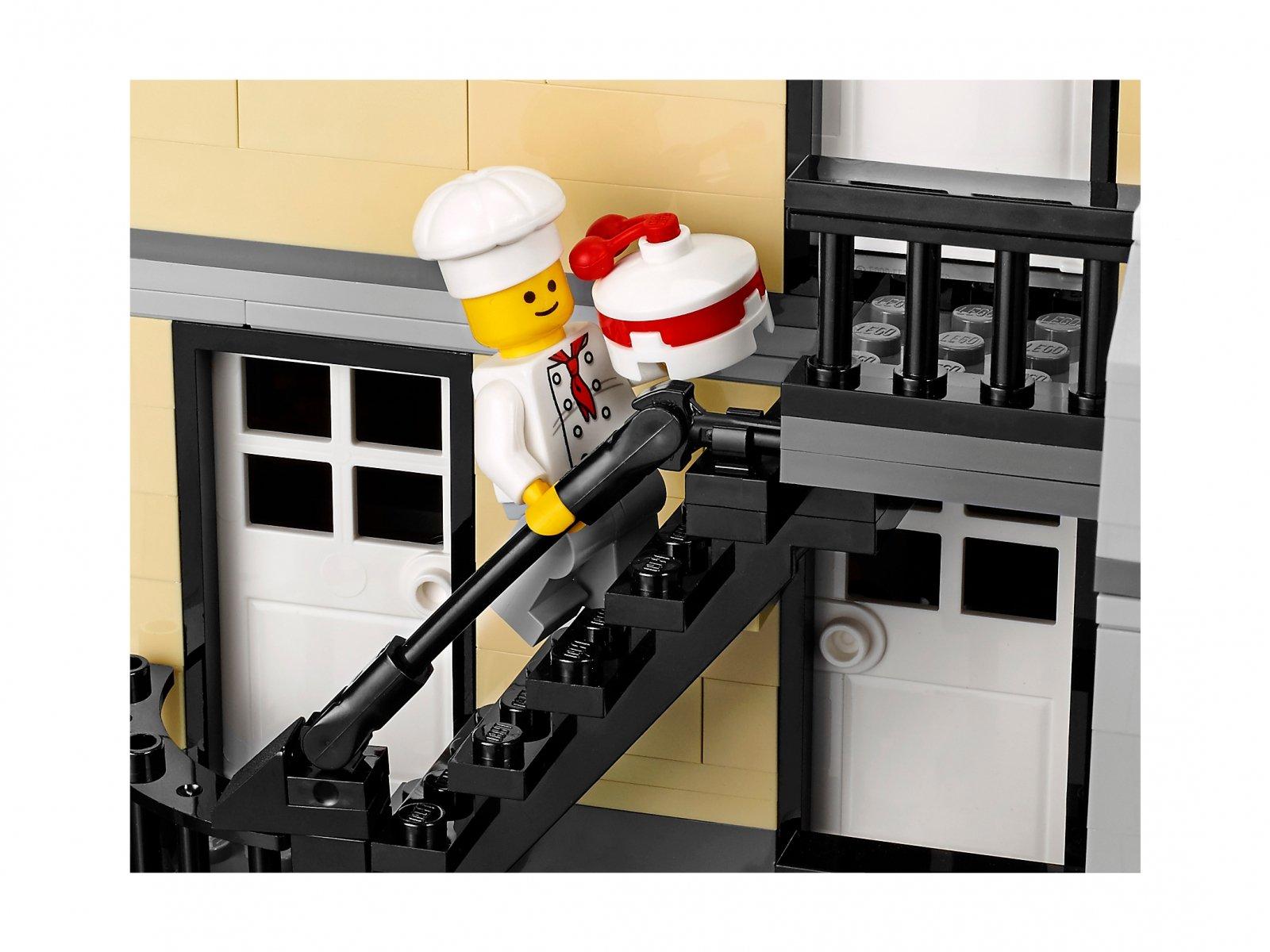 Lego Creator Expert 10255 Plac Zgromadzeń Zdjęcie 14