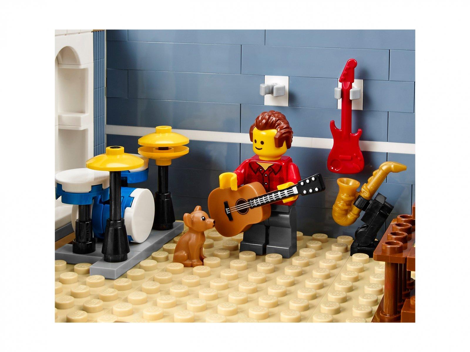 Lego Creator Expert 10255 Plac Zgromadzeń Zdjęcie 15