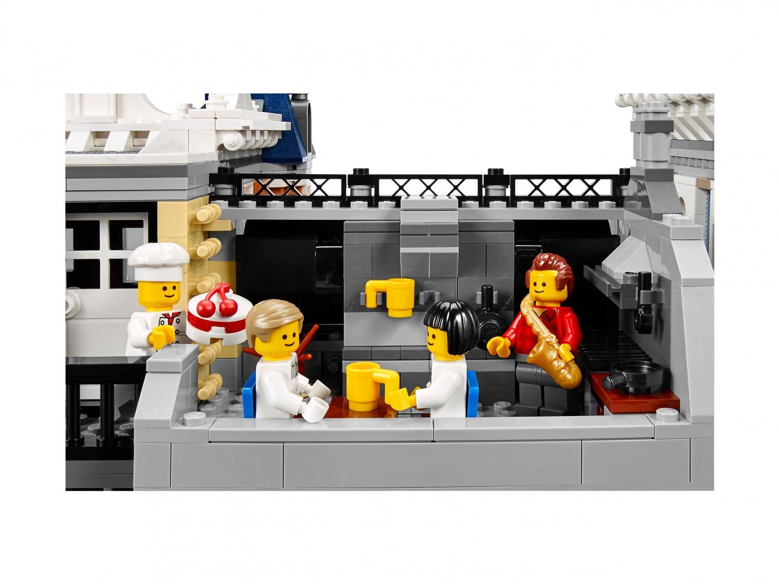 Lego Creator Expert 10255 Plac Zgromadzeń Zdjęcie 9