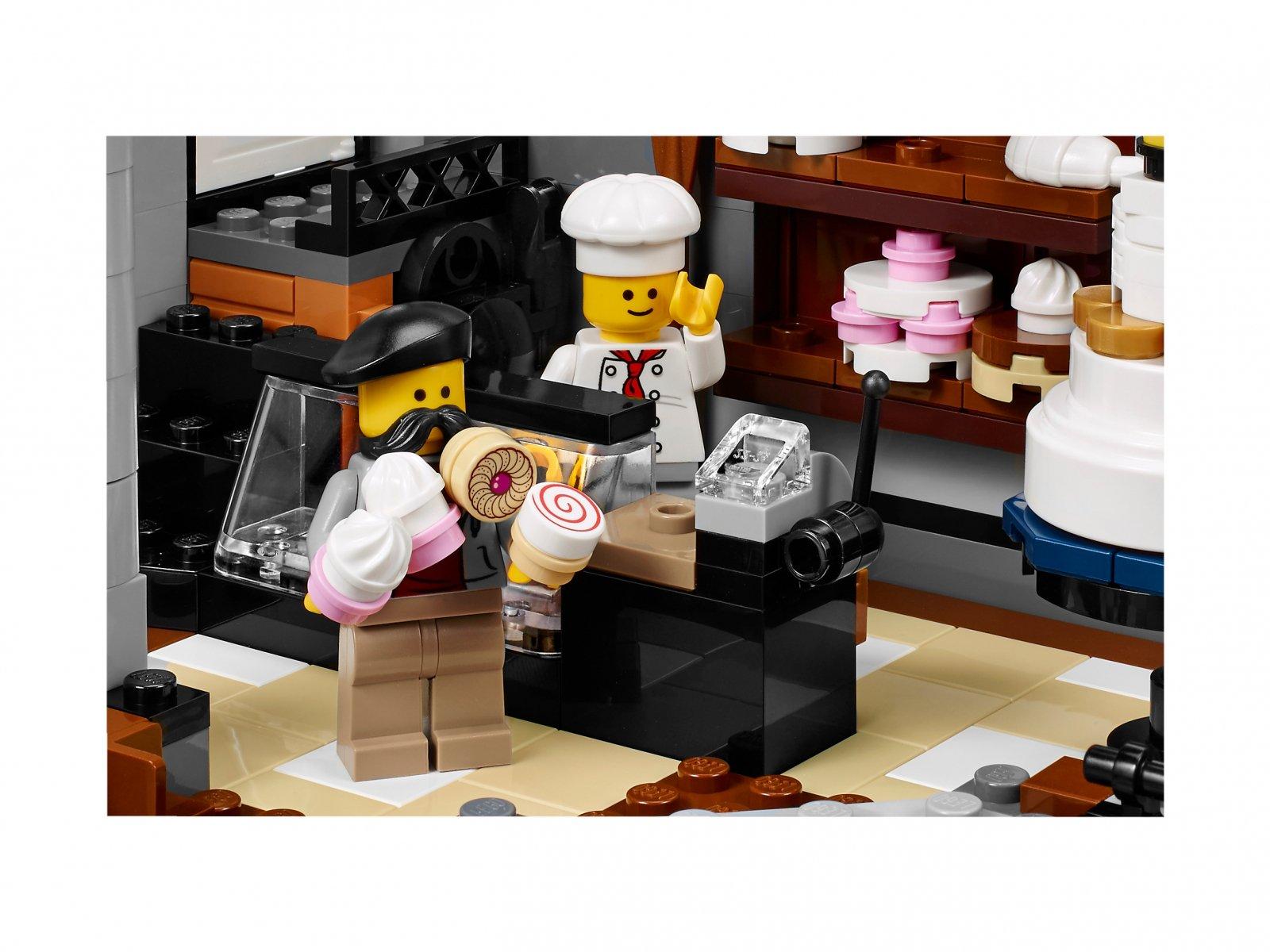 Lego Creator Expert 10255 Plac Zgromadzeń Zdjęcie 10