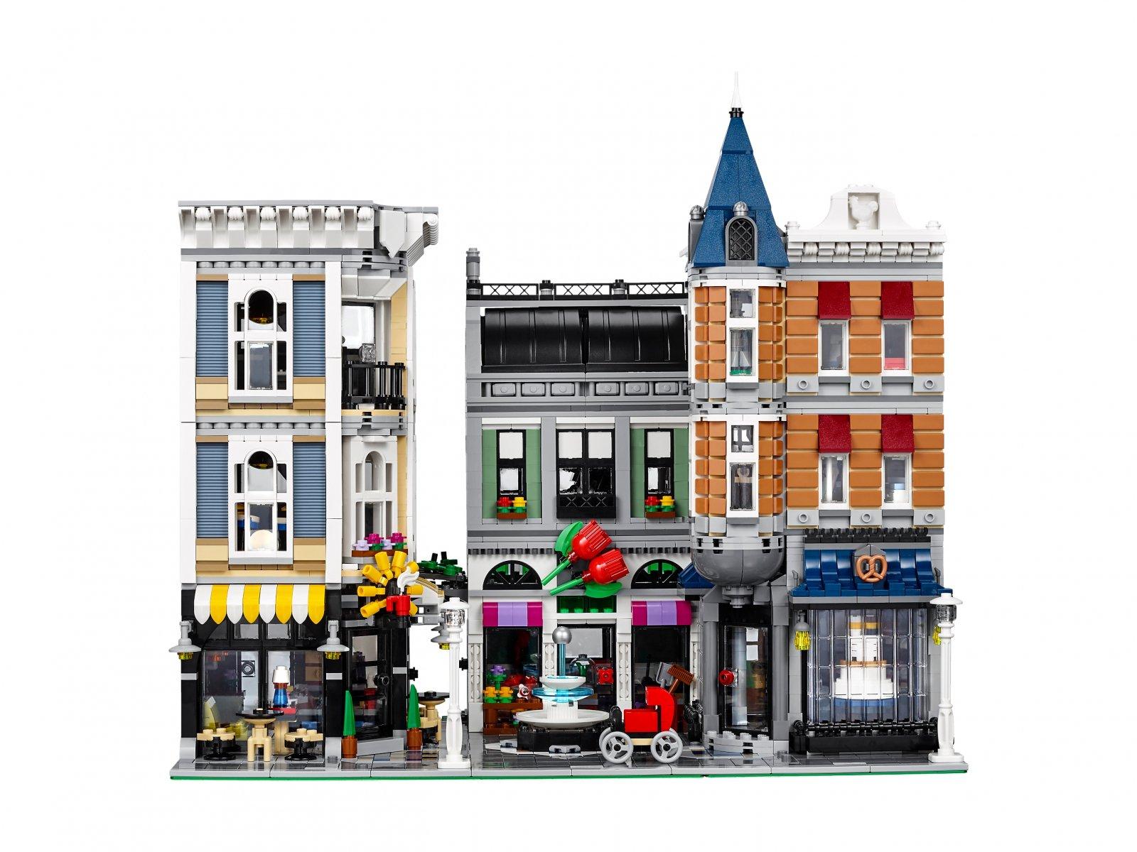 Lego 10255 Creator Expert Plac Zgromadzeń Zklockówpl