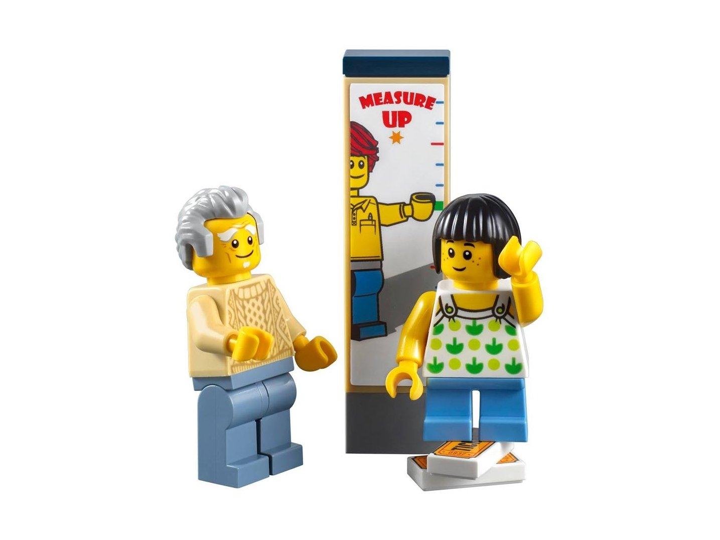 LEGO Creator Expert 10261 Kolejka górska