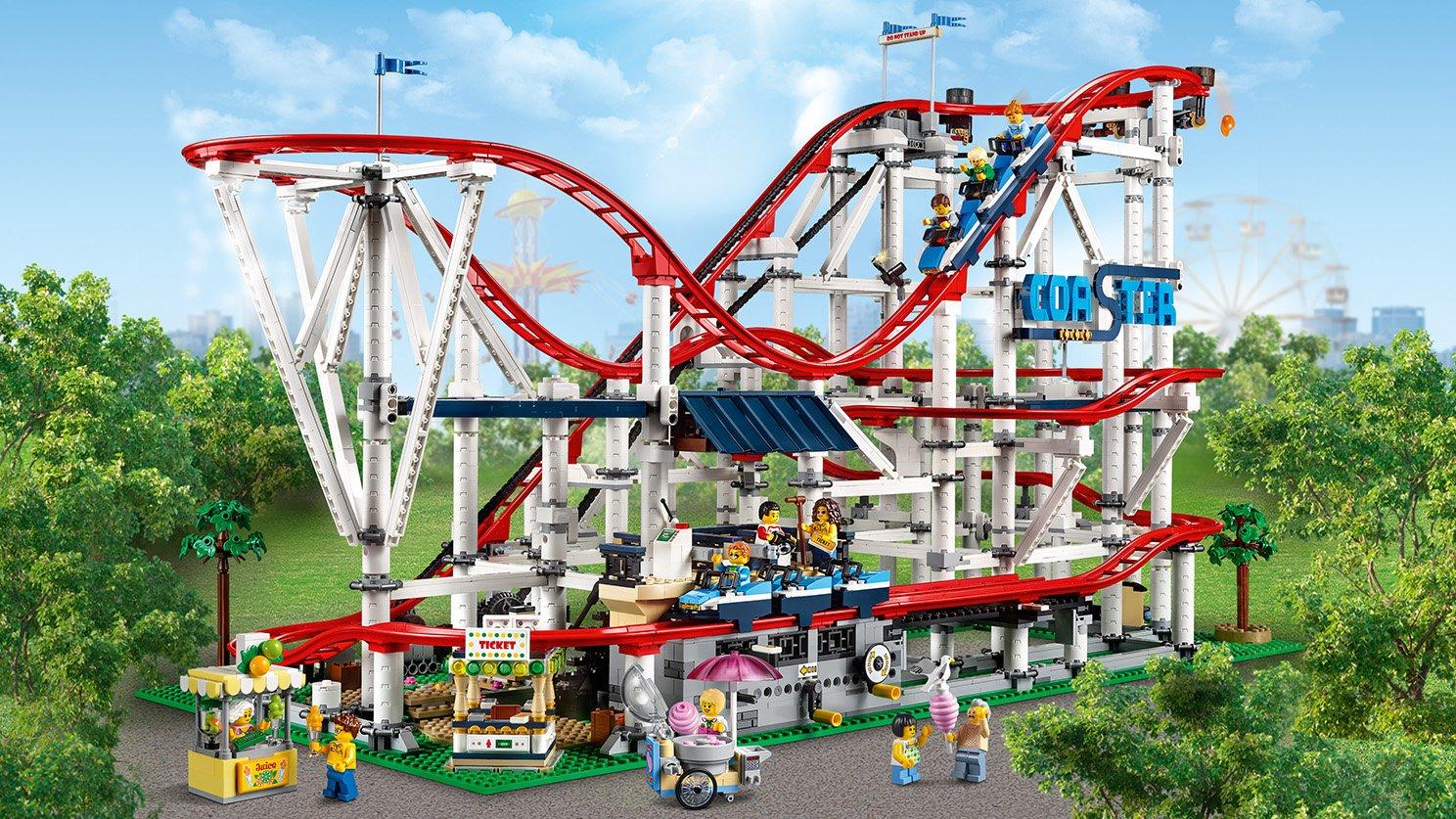 LEGO Creator Expert Kolejka górska 10261