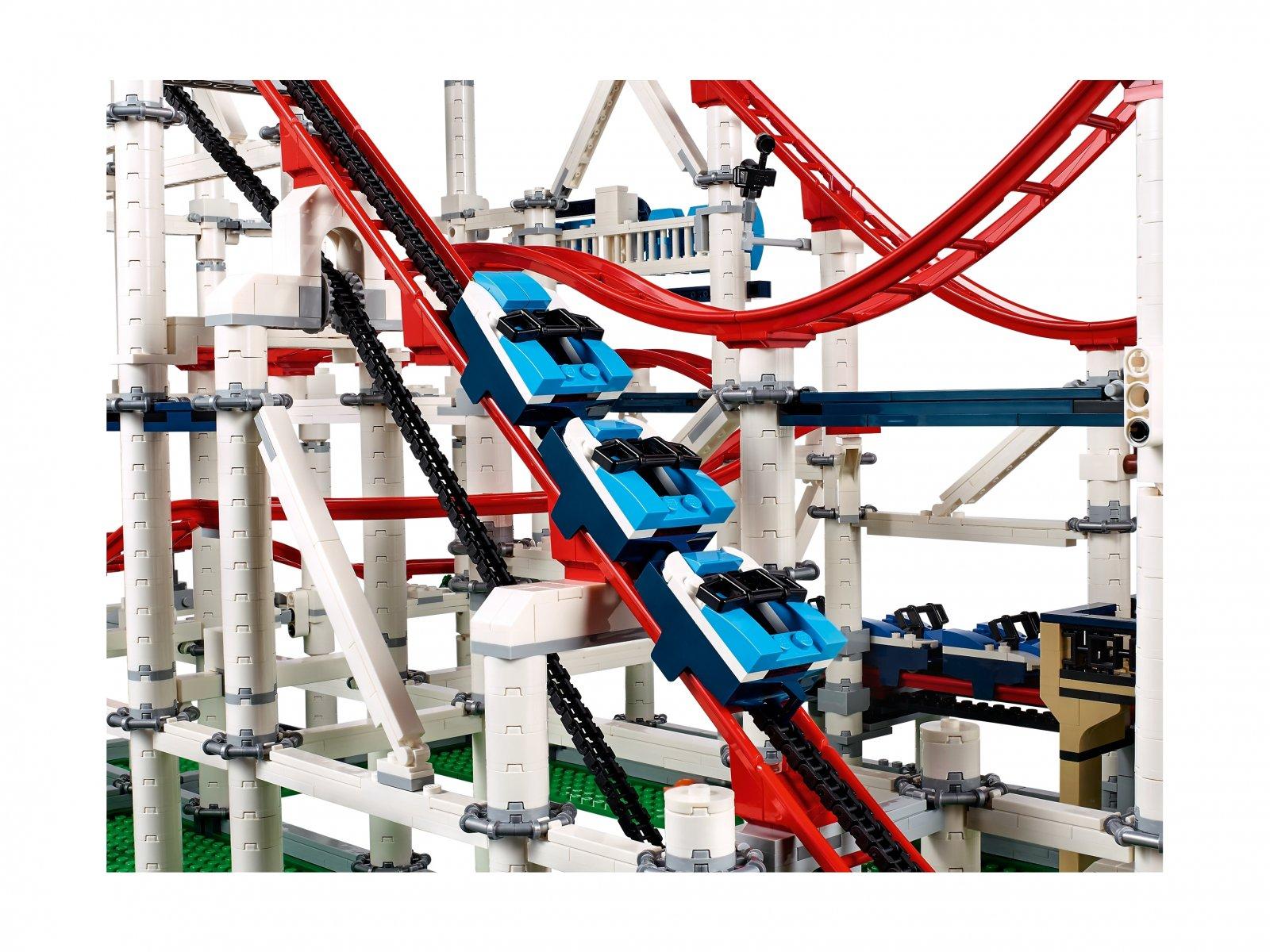LEGO 10261 Creator Expert Kolejka górska