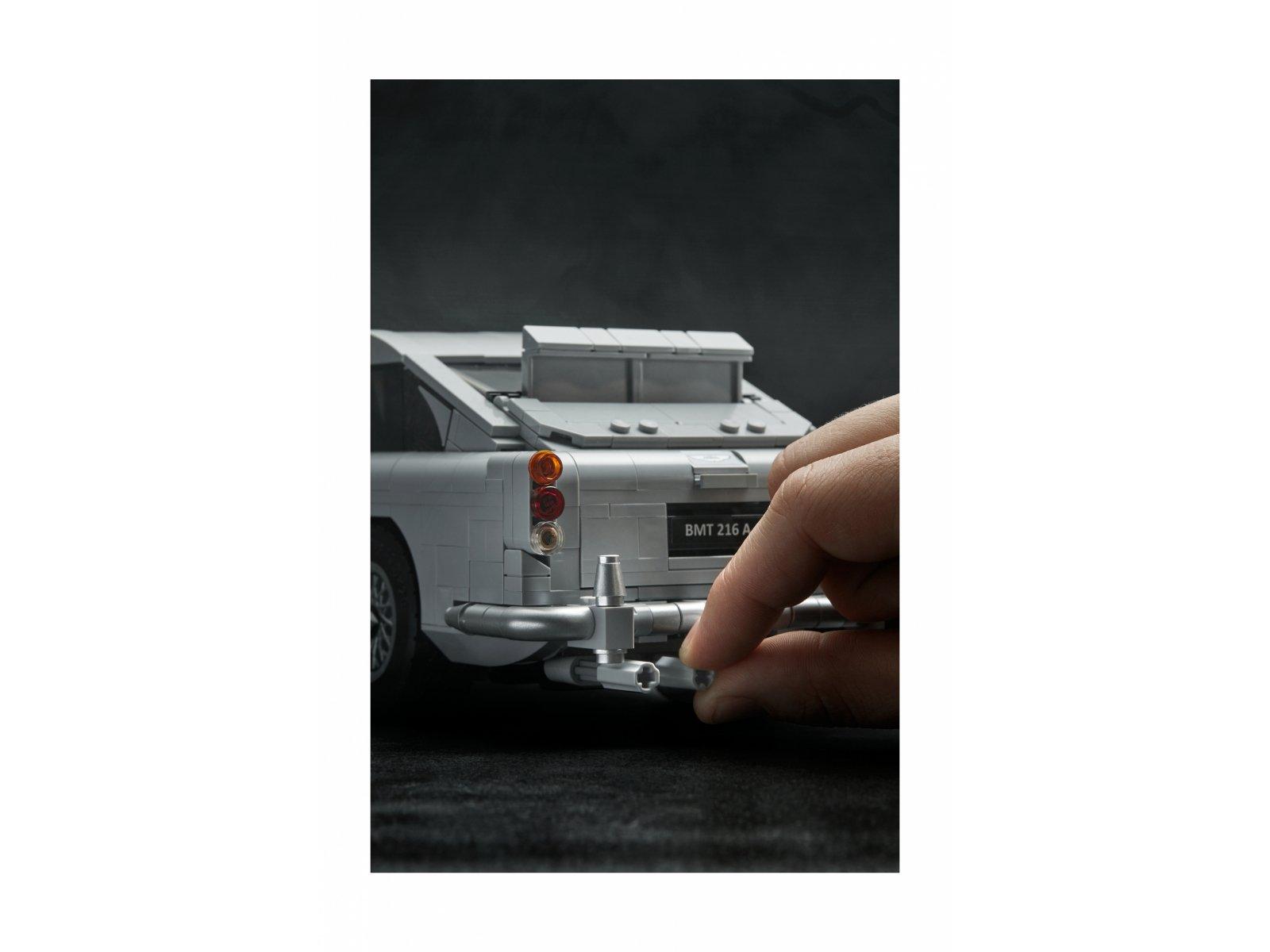 LEGO Creator Expert Aston Martin DB5 Jamesa Bonda™ 10262
