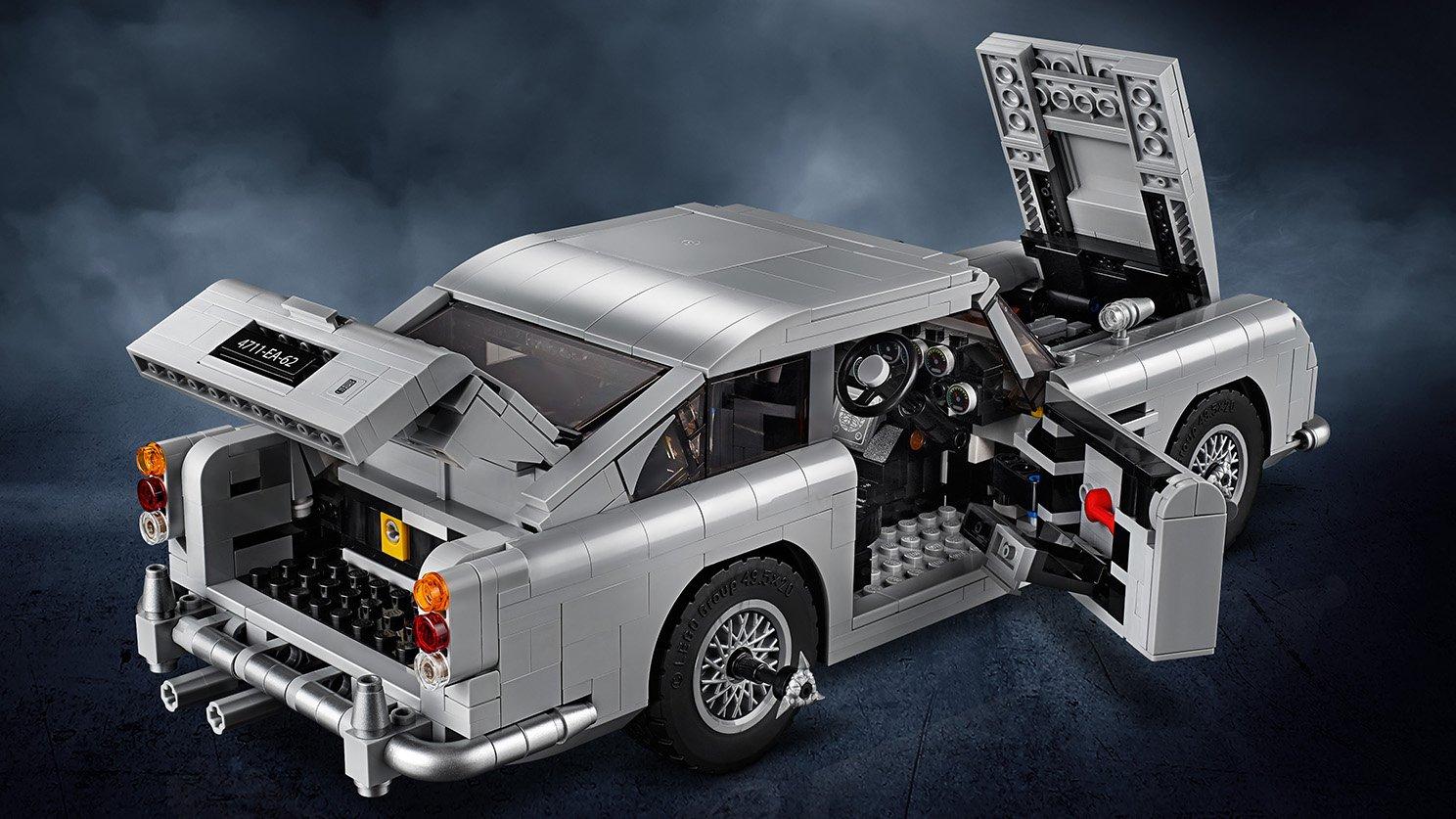 LEGO Creator Expert Aston Martin DB5 Jamesa Bonda™