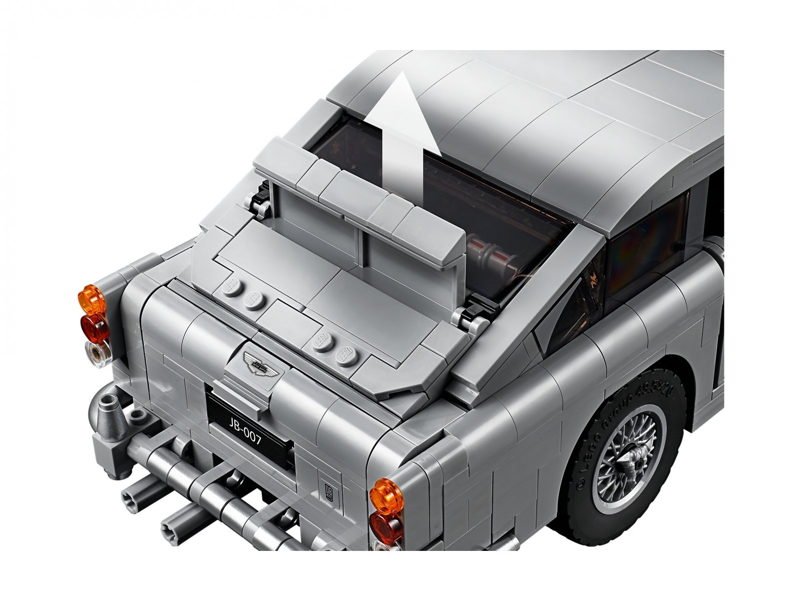 LEGO Creator Expert 10262 Aston Martin DB5 Jamesa Bonda™