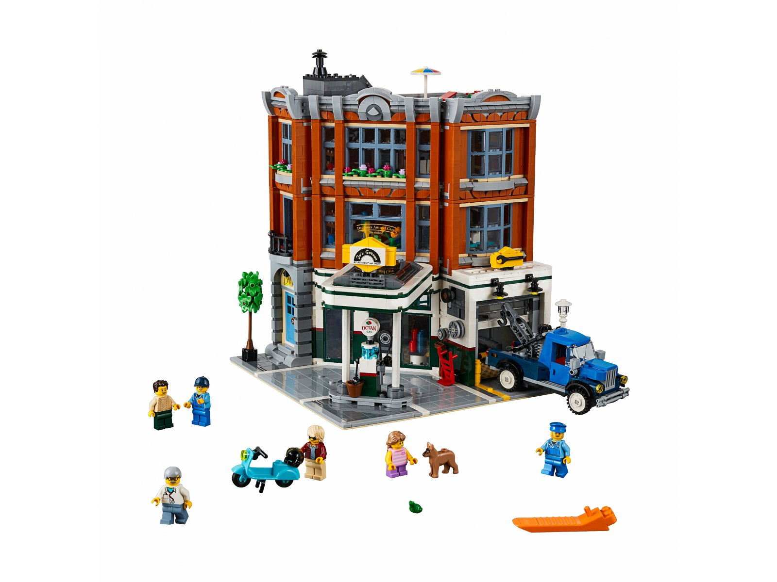 LEGO Creator Expert 10264 Warsztat na rogu