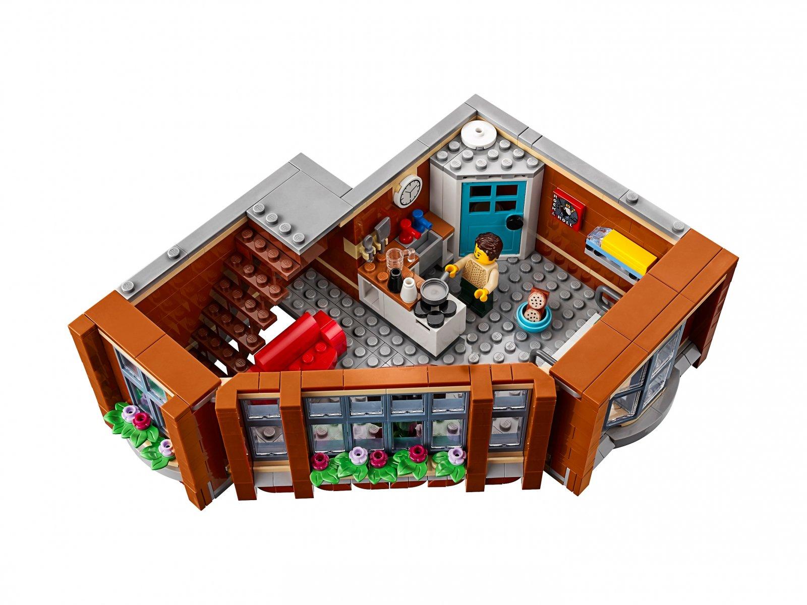 LEGO 10264 Creator Expert Warsztat na rogu