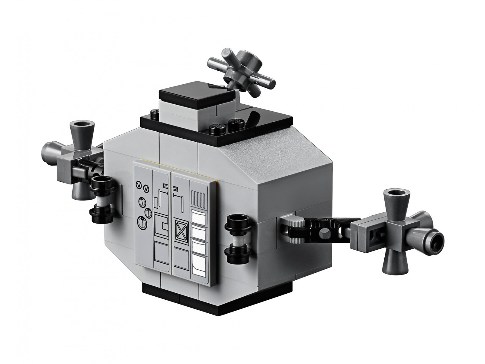 LEGO Creator Expert 10266 Lądownik księżycowy Apollo 11 NASA